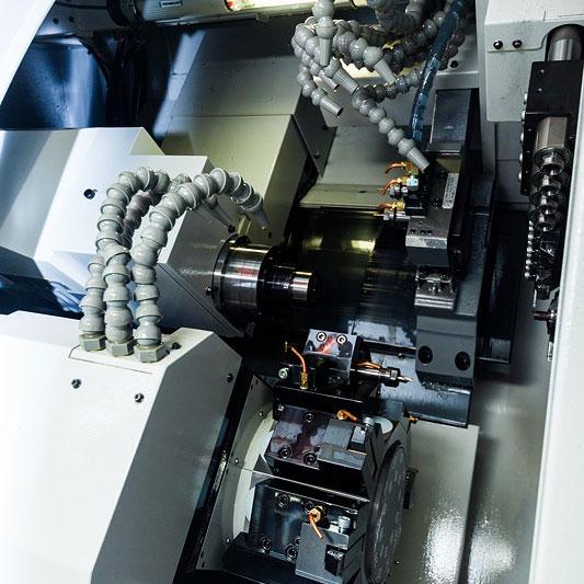 一般材から難削材・特殊材まで幅広く対応